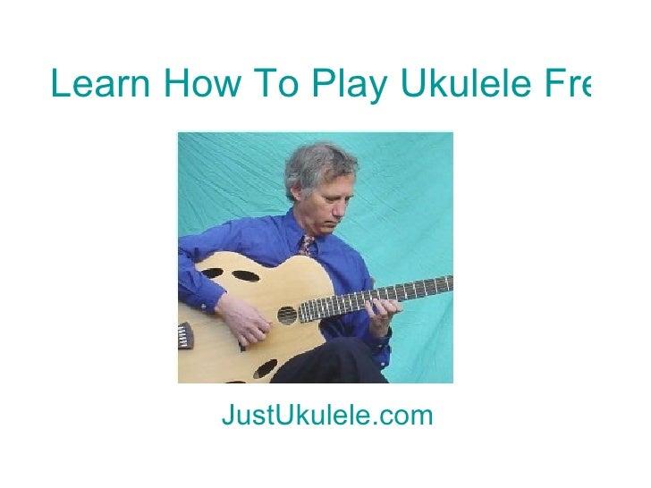 Bubbly ukulele chords