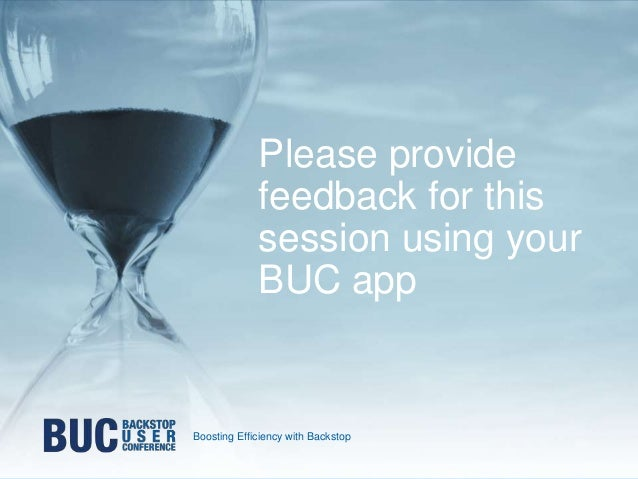 BUC18 Client Success Showcase: Boosting Efficiency with Backstop CRM