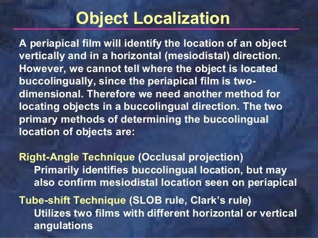 Buccal Object Rule Slide 3