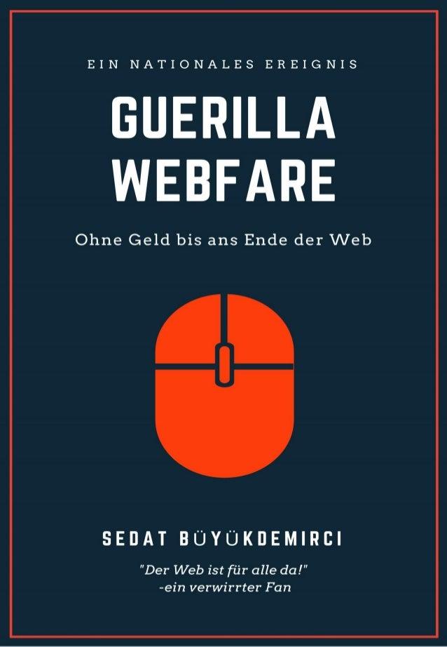 Buchtipp: Guerilla Webfare