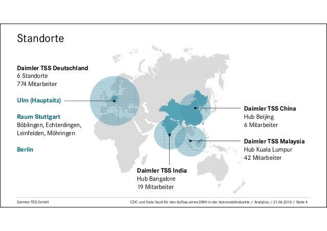 Daimler Standorte Weltweit