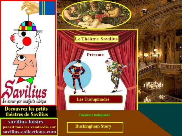 Buckingam story