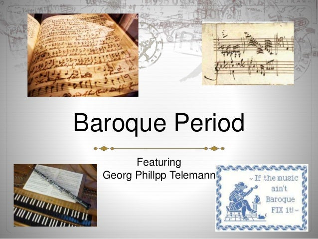 an analysis of baroque period music Music and its performance has its fashions, like everything elsethere are currently two schools of thought in the performance of baroque music: the modern and the authentic - though both names are misleading.