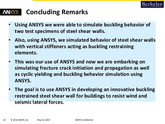 Buckling Restrained Steel Shear Walls for Seismic Protection