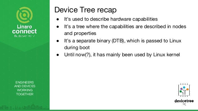 BUD17-313: BoF - Device Tree and Secure Firmware  Slide 2