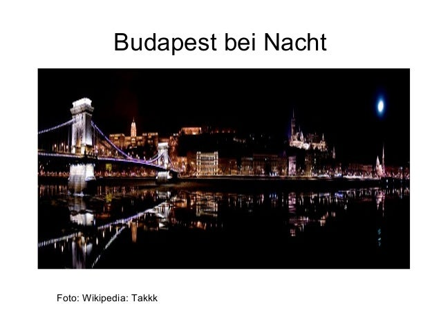 Budapest bei Nacht v Foto: Wikipedia: Takkk