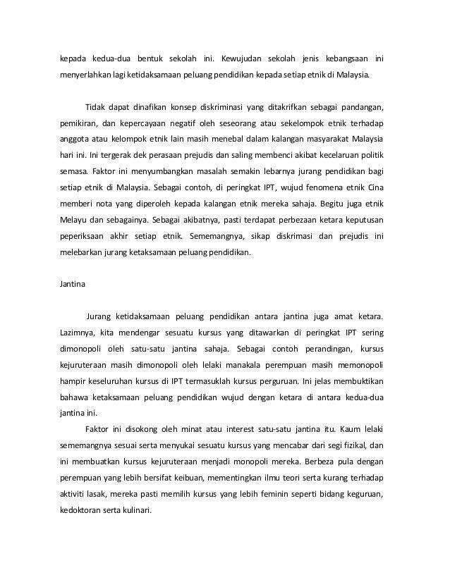 Budaya Dan Kepelbagaian Kelompok Di Malaysia Assingment Edu 2013