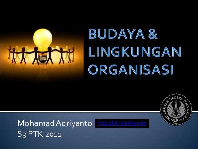 MohamadAdriyanto S3 PTK 2011 http://bit.ly/adriyanto