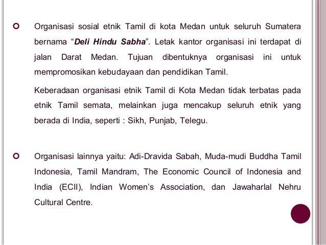 Budaya Suku India Tamil di Indonesia