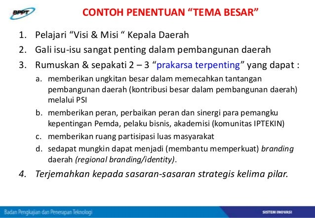 Budaya Inovasi dan Pengembangan Teknoprener 2013 Tatang A. Taufik