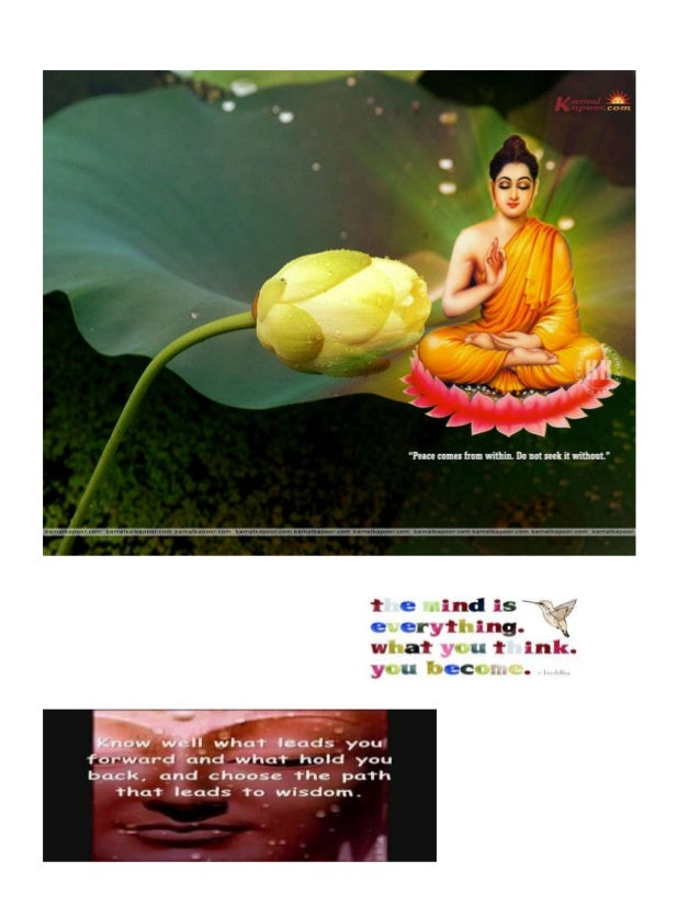 Buddha, meaning one who is awake in the sense of having woken up to reality was the title firstgiven to Lord Buddha. It wa...