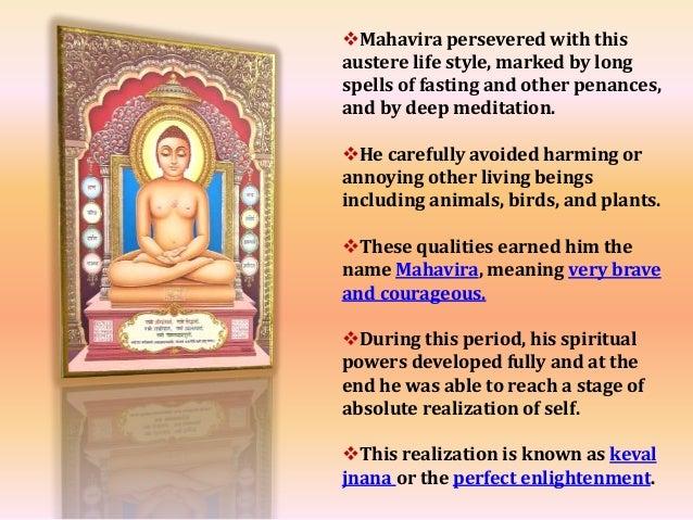 images of buddha and mahavira