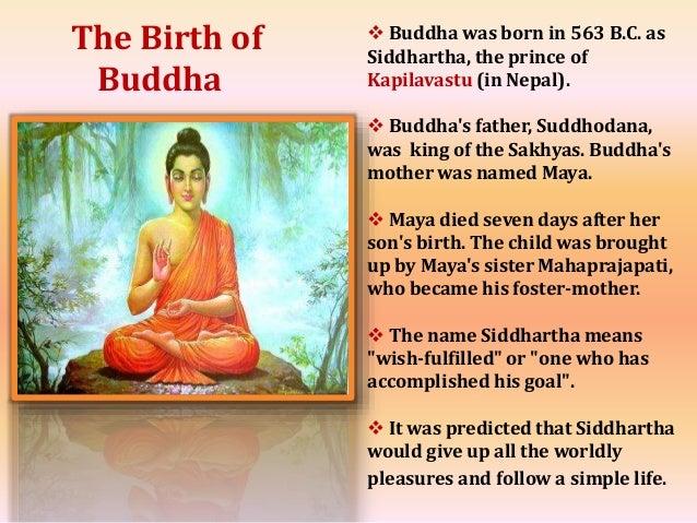 rahul son of buddha
