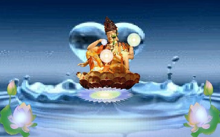 Buddha Lotus Slide 1