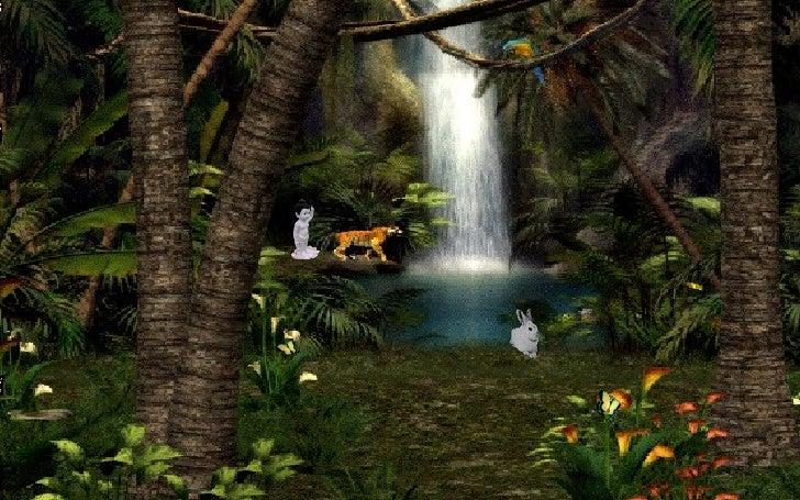 Buddha Nature Scenery Slide 1
