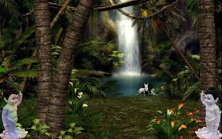 Buddha Nature Scenery Slide 2