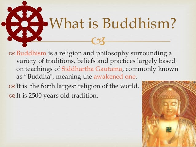 Buddhism a religion or a philosophy