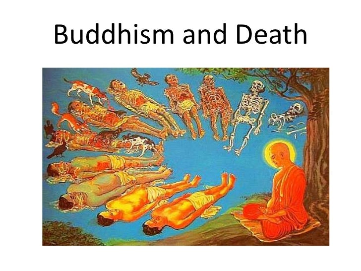 Life after death buddhism