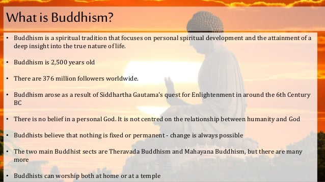 buddhism 3 essay Buddhism 3 buddhism is probably the most tolerant religion in the world, as its teachings can coexist with any other religion's however, this is not a.