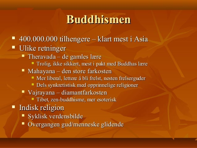 buddhismen ppt