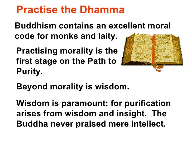 What the Buddha Said about Purity of Heart and the Grasping Self