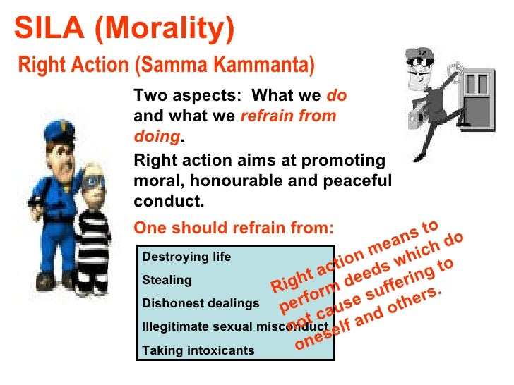 Right action buddhism definition of sexual misconduct
