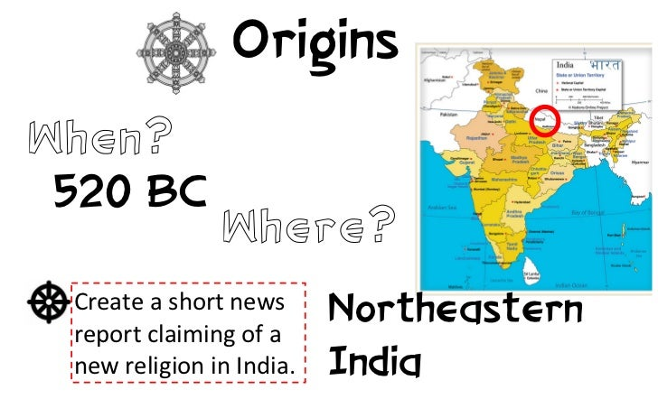 OriginsWhen? 520 BC                        Where? Create a short news  report claiming of a      Northeast...