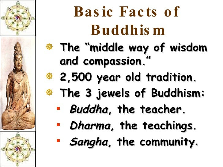 Buddhism revised power point
