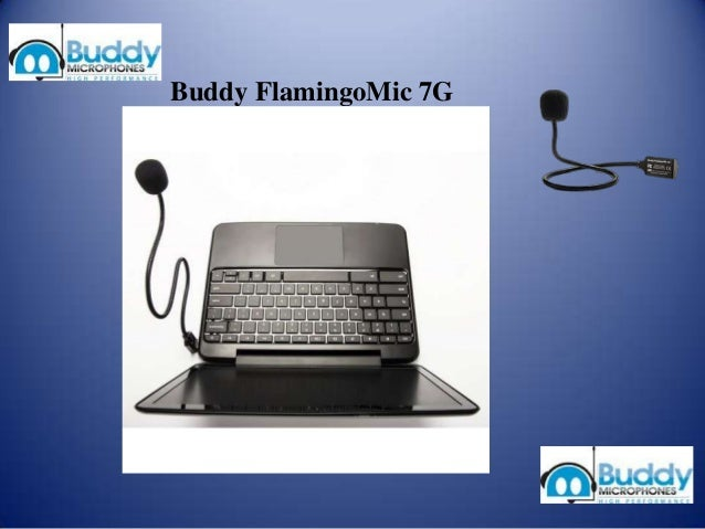 Buddy FlamingoMic 7G
