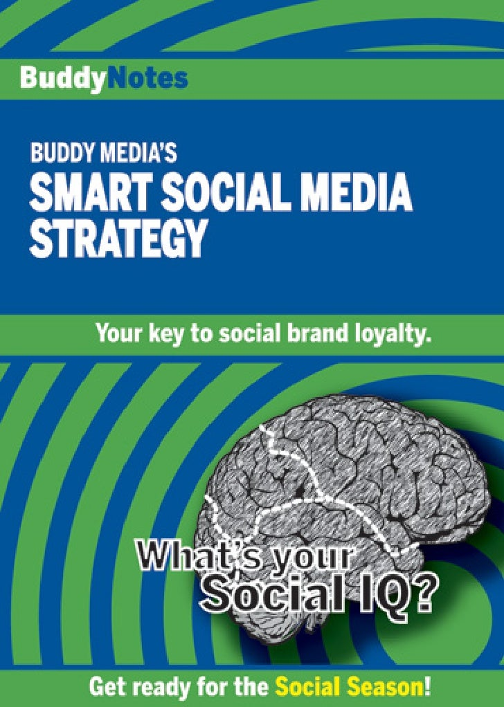 BuddyNotes: Social Media Strategy Made Simple
