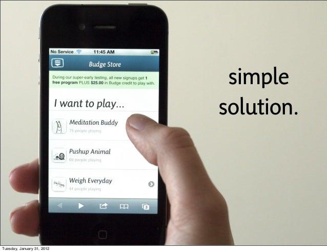 Budge Slides for LAUNCH Application Slide 2