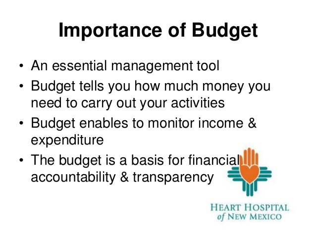 Why Is it Important for a Business to Budget?