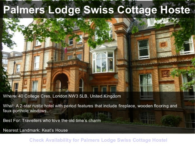 10 budget hotels in london for in 2015 2016 - Rustic Hotel 2015