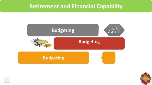 budget planner retirement and financial capability