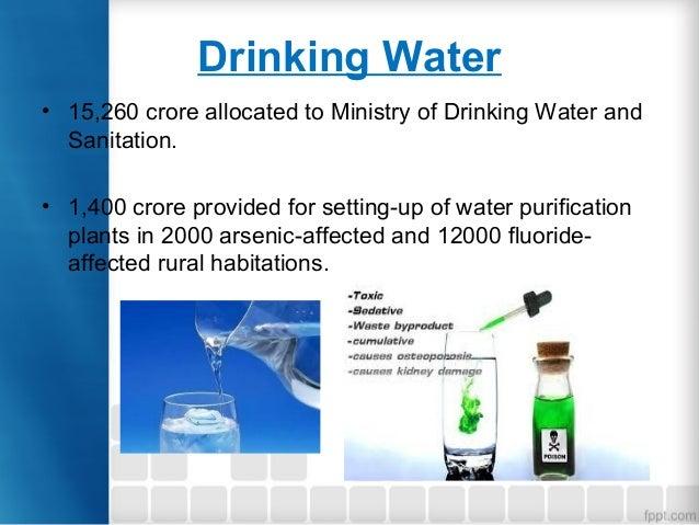Rajiv Gandhi National Drinking Water Mission Ppt