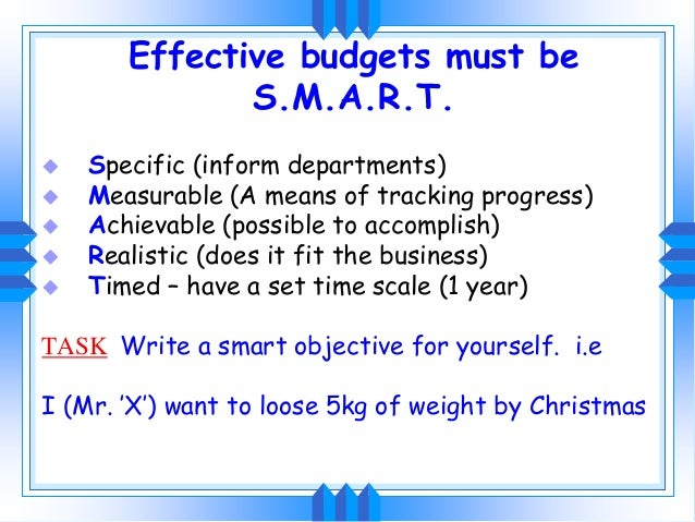 budgets and budgetory control essay Introduction and objectives of budgetary controls please do send us a request for budget- introduction & budgetary control tutoring and experience the quality yourself.