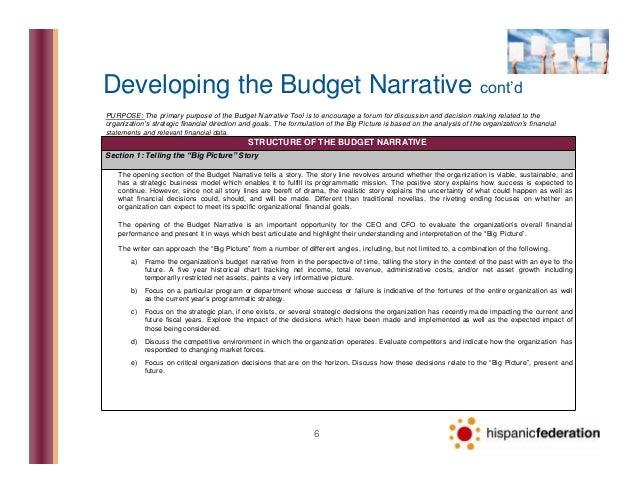 Nonprofit Budget Development – Sample Non Profit Budget