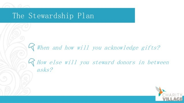 """Stewardship Ideas Thank You Letters Use a creative opening sentence. Not """"On behalf of. . ."""" Give a specific example of ho..."""