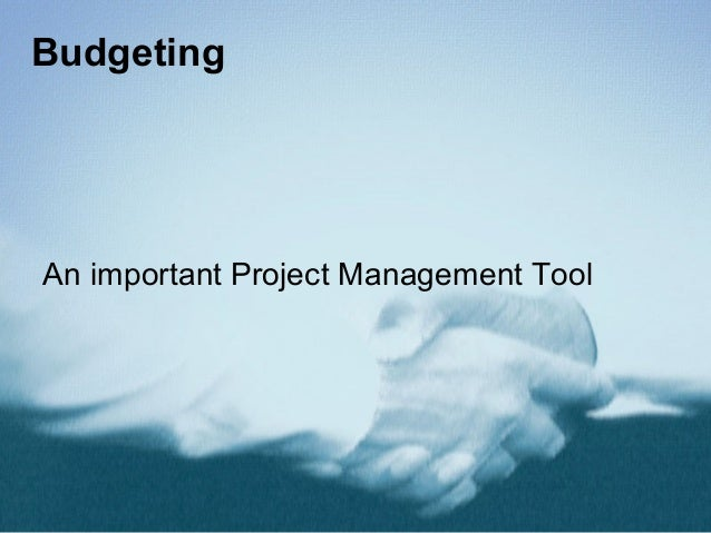 an introduction to a budget a management tool How to create and manage a budget if you qualify for a debt management program having a budget allows people to view money as a tool.