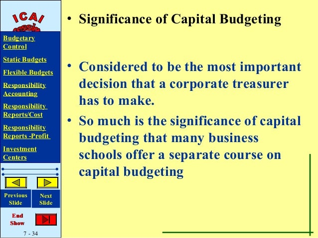 target corporate capital budgeting and resource allocation Read chapter chapter four - case examples of resource allocation: trb's  national cooperative highway research program (nchrp) synthesis 510:.