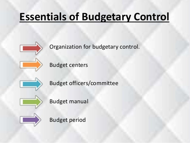 how to control budget A budget is a financial plan it is a forecast of what will happen financially if certain strategies and decisions are implemented.