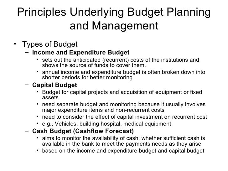 budgeting as instrument for planning and control Ebscohost serves thousands of libraries with premium essays, articles and other content including the role of budgeting in the management process: planning and control.