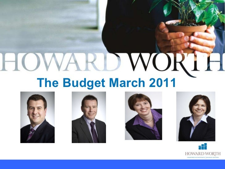 The Budget March 2011