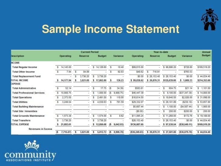 Budget seminar 2012 WSCAI