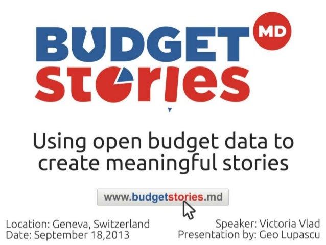 BudgetStries.md - presentation