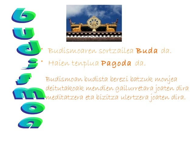 Budismoa Slide 3