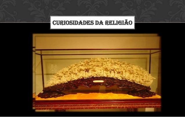 CURIOSIDADES DA RELIGIÃO