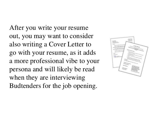 16. After You Write Your Resume ...  How To Write A Job Resume