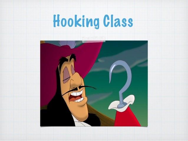 Hooking Class