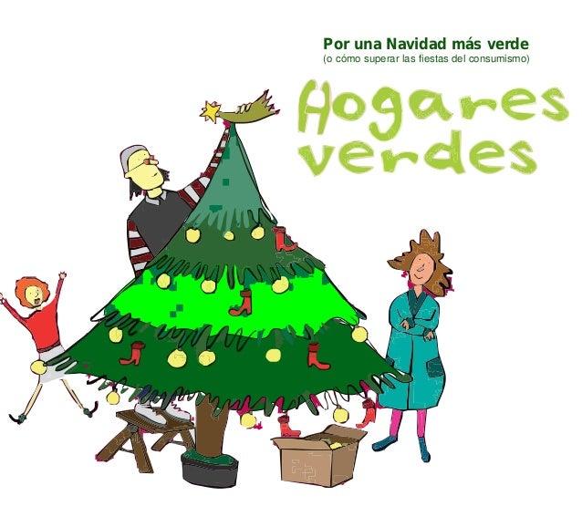 Por una Navidad más verde (o cómo superar las fiestas del consumismo)